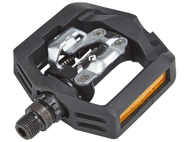 Shimano PD-T421 Click'R Pedale Schwarz